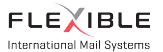 Flexible International Mail Systems